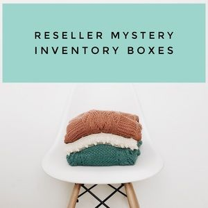 Reseller Mystery Inventory Box